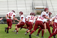 East Central FB Spring Game 2016